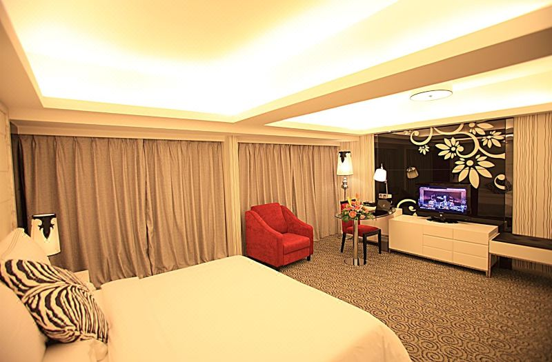 Deluxe Fashion Single Room