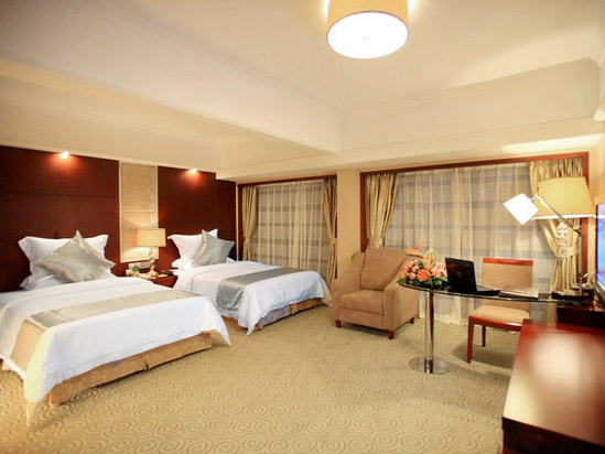Smart Deluxe Business Twin Room