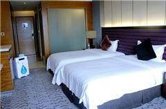 空气清新双床房