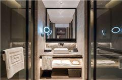 夜泊双床房