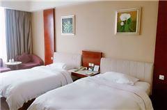 景观阳光双床房