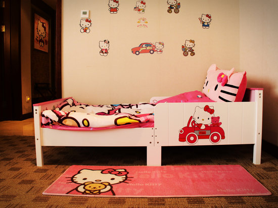 Elegant Children Room