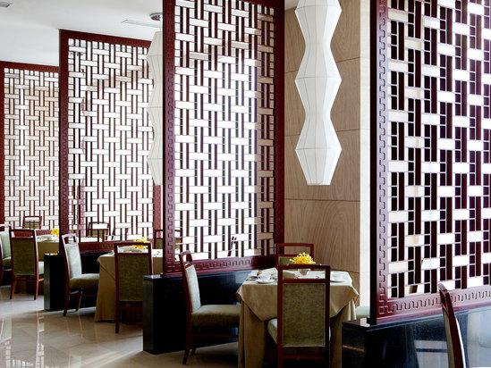明阁中餐厅-大厅用餐区域