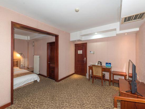 露台大床房