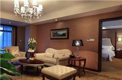 Executive Garden-View Suite
