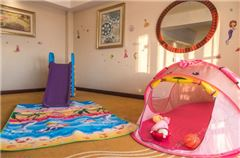 Childlike Family Room
