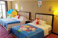 奇趣亲子双床房