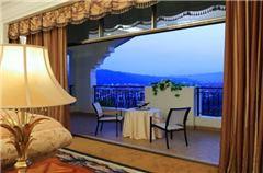 Villa European Balcony Twin Room