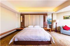 豪華海景大床房