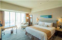 高级海景大床房