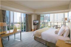 高级CBD景观大床房