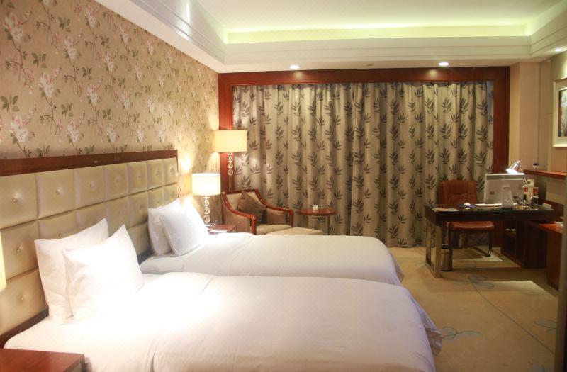 豪華雙床房A