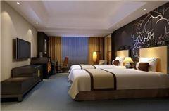 歌江双床房