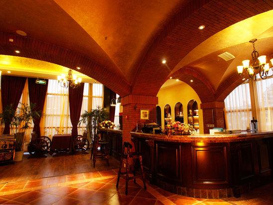 咖啡廳吧臺