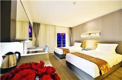 豪華低敏雙床房