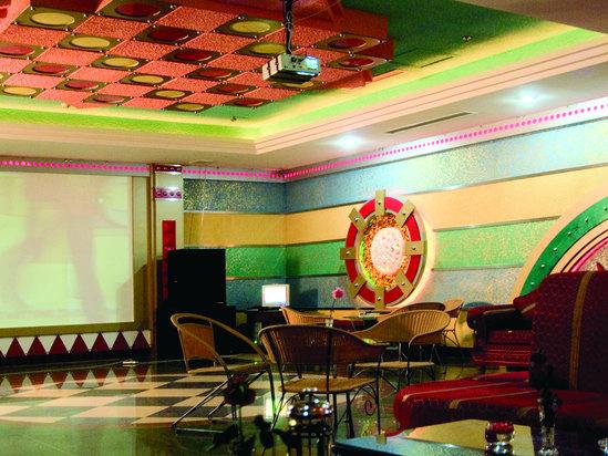 KTV rooms