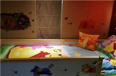 Cartoon Family Room