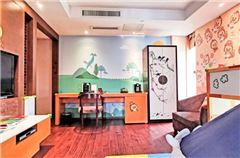 Ugly duckling Theme Room