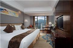 豪华景观大床房