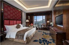 高级景观大床房