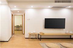 雅致两房式公寓
