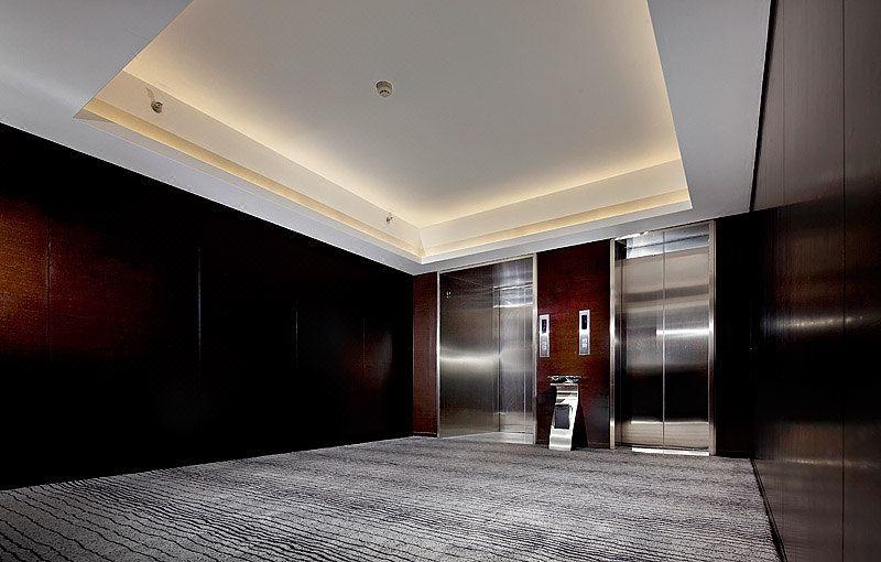 楼层电梯厅