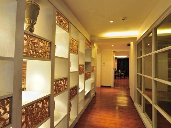 行政酒廊走廊
