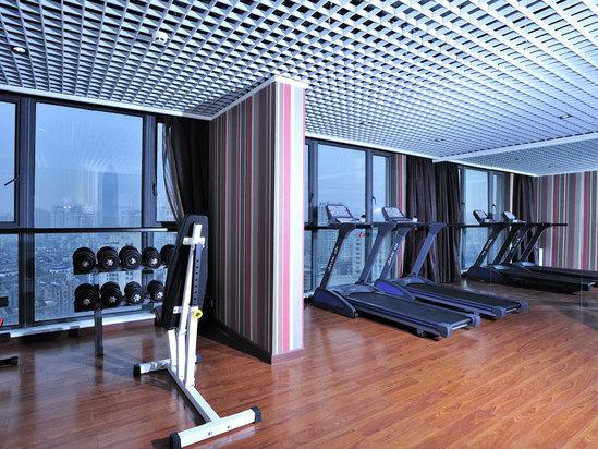 24樓行政酒廊健身房