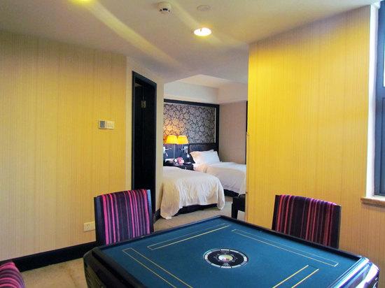 Deluxe Recreation Room