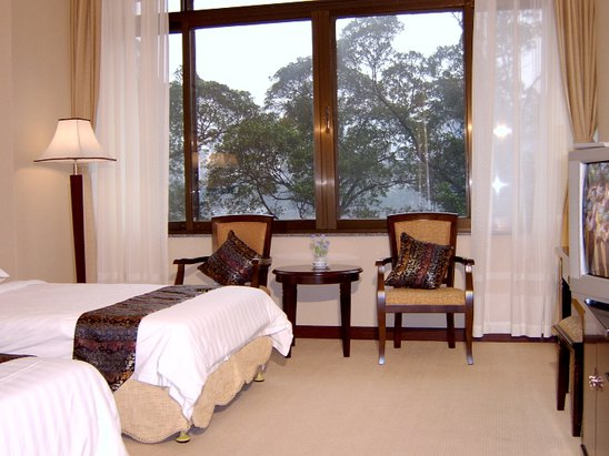 River-view Super Twin Room