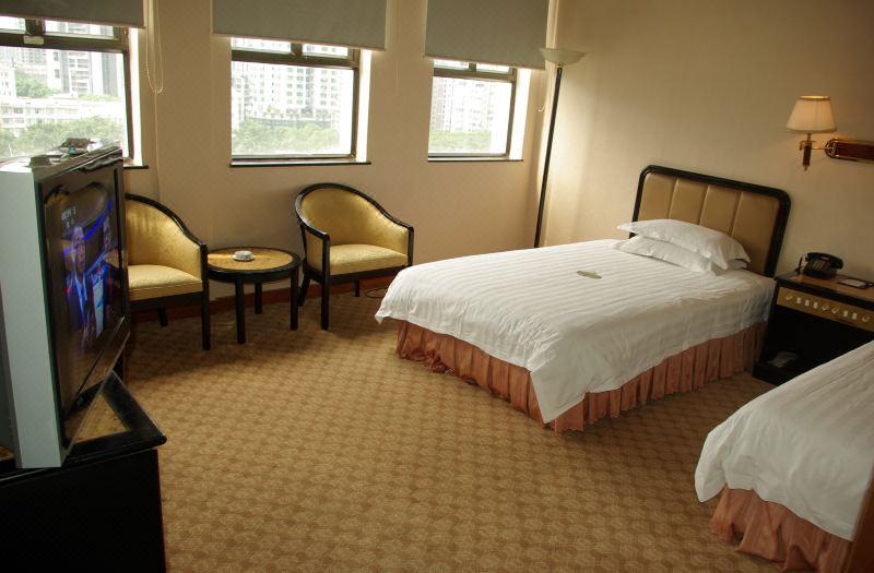 江景双床房
