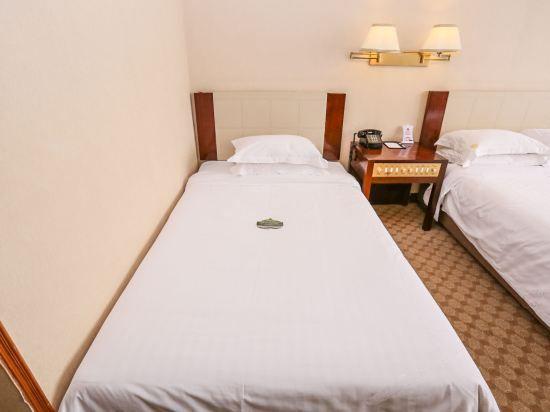 江景特大雙床房