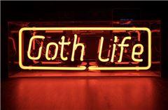 Goth Life哥特主题大床房