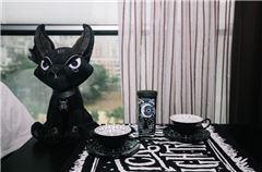 Goth Life哥特主题双床房