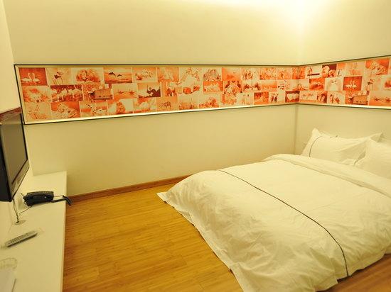 日式大床房(无窗)