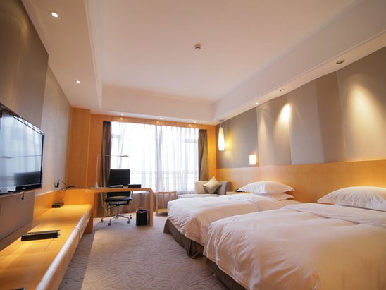 标准观景双床房