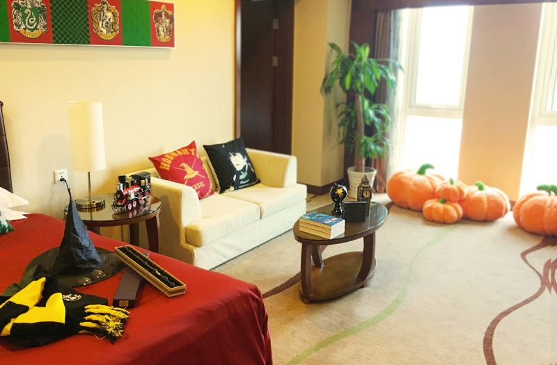Harry Potter Thematic Family Suite