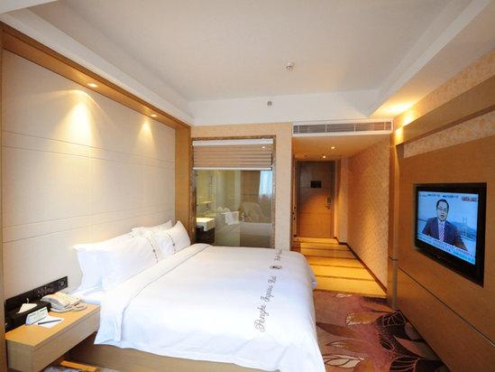 数码高级大床房