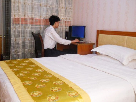 Deluxe Room With Computer