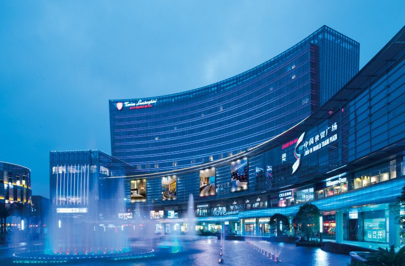 Tonino Lamborghini Hotel Kunshan City Center