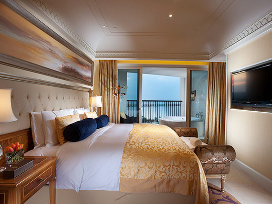 Crown Executive Ocean-view Room