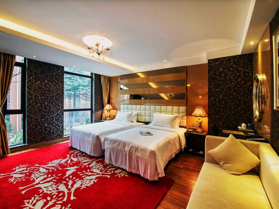 Business Twin Room (special promotion)
