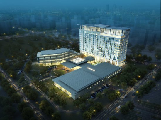 Four Points By Sheraton Langfang Guan