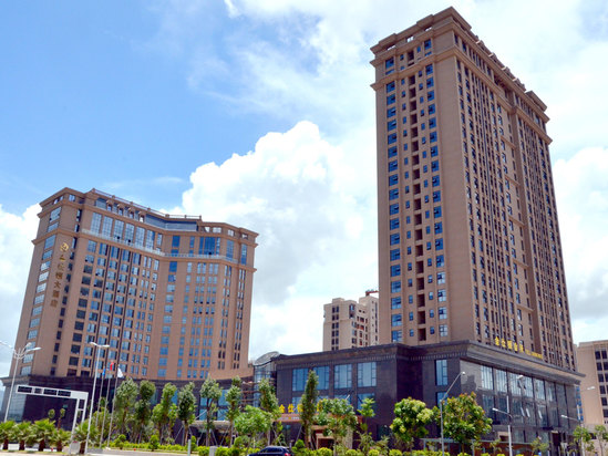 Zhangzhou Zhangpu Kingston Hotel
