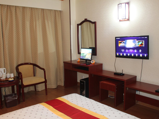 Deluxe Single Room (with computer)