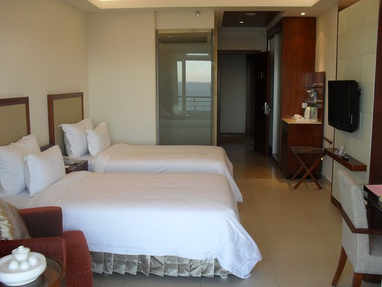 Mountain-view Business Twin Room