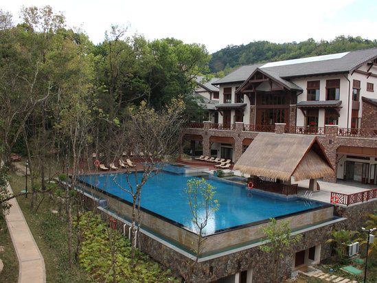 WuZhiShan YaTai  Rainforest Resort