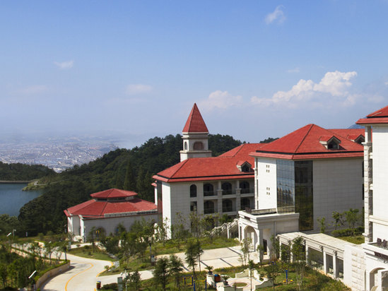 Grand Metropark Resort Lu Shan