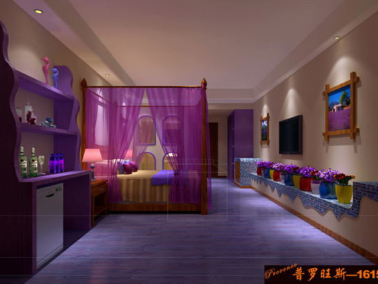 Amorous Feelings King Room