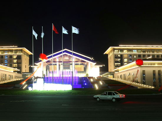 Haizhou Bayview Conference Center